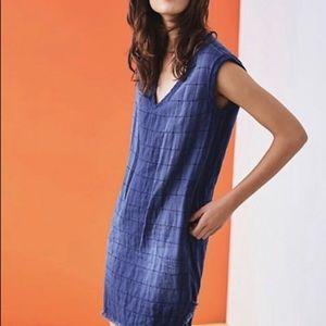 3/$25 🎁 NWT C & C California Denim Dress W/pocket